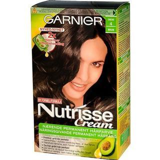 Garnier Nutrisse Cream #4 Brown