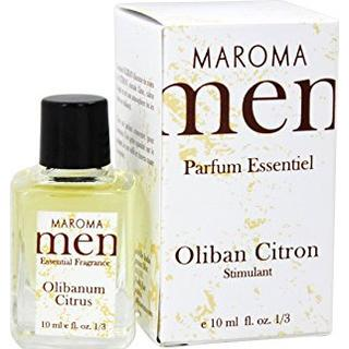 Maroma Men's Citrus/Frankincense Perfume 10ml