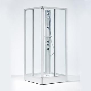 Ifö Solid SKH NK Shower Cabin Brusekabine 900x900mm