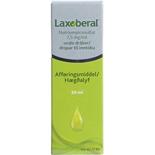 Laxoberal 7.5mg/ml 30ml