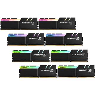 G.Skill Trident Z RGB DDR4 3600MHz 8x16GB (F4-3600C17Q2-128GTZR)
