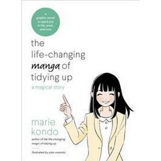 The Life-Changing Manga of Tidying Up: A Magical Story (Häftad, 2017)
