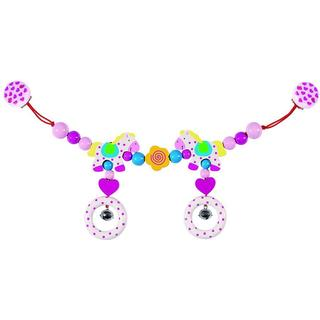 Heimess Horses Pram Chain with Clip