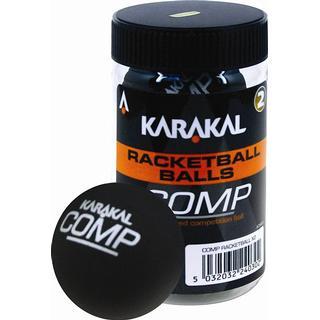 Karakal Competition Racket Ball 2-pack