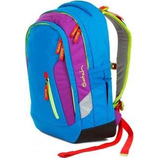 Ergobag Flash Jumper 24L - Blue/Green/Purple