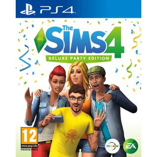 The Sims 4 - Deluxe Party Edition