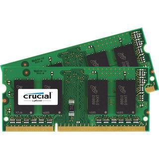 Crucial DDR3 1866MHz 2x8GB ECC for Mac (CT2K8G3W186DM)