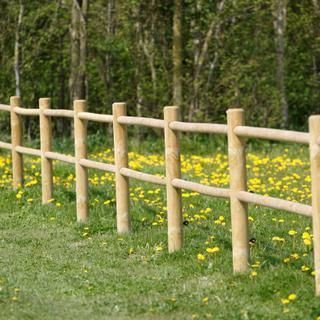 NSH Nordic Rideway Fence Pressure 80m