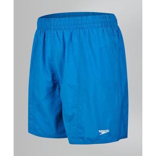 "Speedo Solid Leisure 16"" Shorts - Blue"
