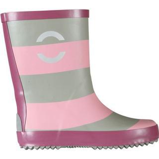 Mikk-Line Rubber Boot - Rosie Stripes