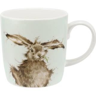 Royal Worcester Wrendale Hare Brained Krus 40 cl
