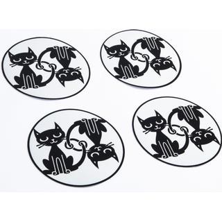 Pogu Reflective Wheel Designs Cat