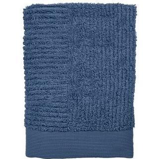 Zone Classic Badehåndklæde Blå (70x50cm)