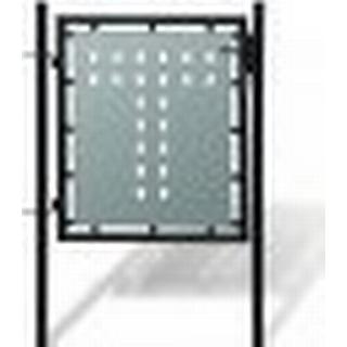 vidaXL Single Door Fence Gate 100x150cm 141685