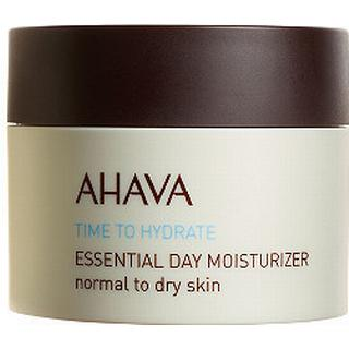 Ahava Time to Hydrate Essential Day Moisturizer for Normal to Dry Skin 50ml