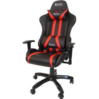 Sandberg Commander Gaming Chair - Black/Red