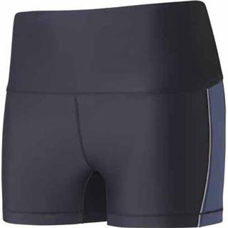 Casall Blocked Hotpants Women - Outer Space Blue