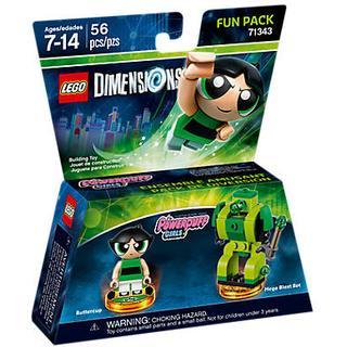 Lego Dimensions Fun Pack - Powerpuff Girls 71343