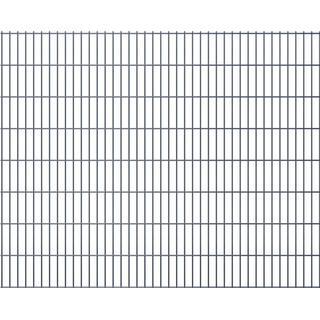 vidaXL 2D Garden Fence Panels 6mx163cm