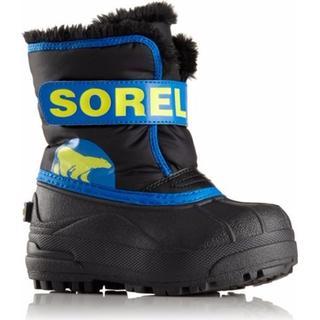 Sorel Toddler Snow Commander - Black/Super Blue