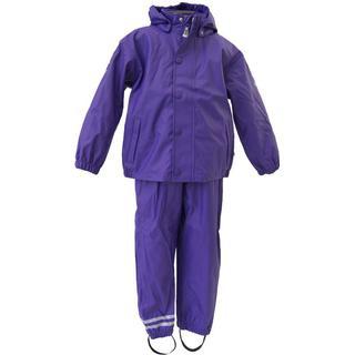 Mikk-Line PU Rainwear Basic Set - Lilac(3330-741)