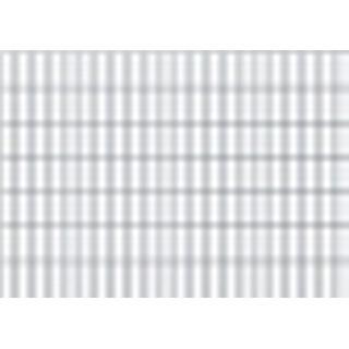 vidaXL 2D Garden Fence Panels 42mx143cm