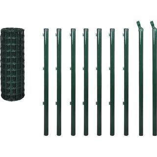 vidaXL Set Euro Fence 10mx80cm
