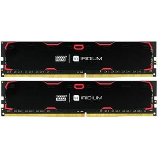GOODRAM Iridium Black DDR4 2400MHz 2x4GB (IR-2400D464L17S/8GDC)
