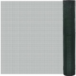 vidaXL Square Wire Netting 25mx100cm 140438