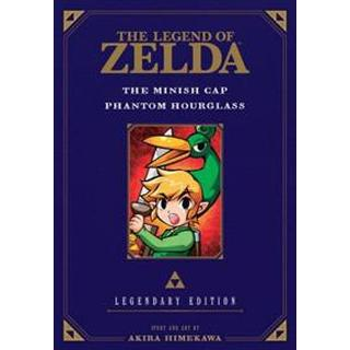 The Legend of Zelda: The Minish Cap / Phantom Hourglass -Legendary Edition-, Hæfte