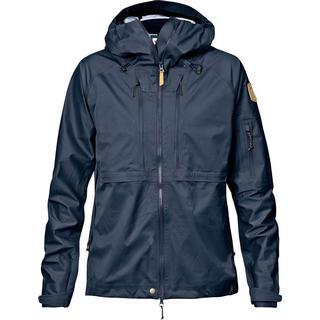 Fjällräven Keb Eco-Shell Jacket W - Dark Navy