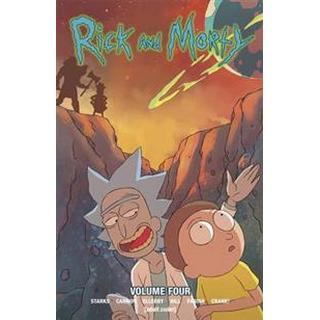 Rick and Morty, Hæfte