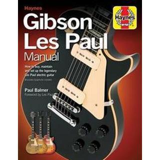 Gibson Les Paul Manual, Hæfte