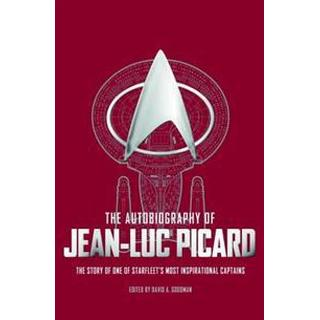 The Autobiography of Jean-Luc Picard, Hardback