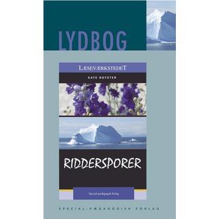 Riddersporer E-lydbog: Læseværkstedet, Blå, Lydbog MP3