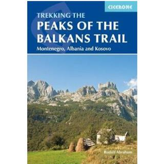 Peaks of the Balkans Trail: Through Montenegro, Albania and Kosovo, Hæfte