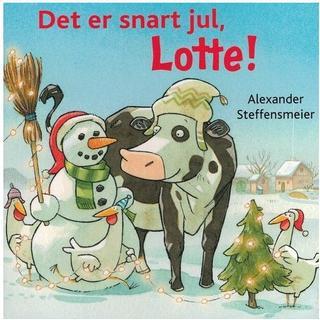 Det er snart jul, Lotte, E-bog