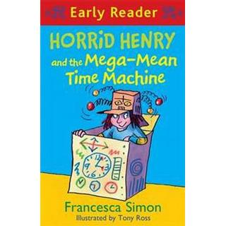 Horrid Henry Early Reader: Horrid Henry and the Mega-Mean Time Machine, Hæfte