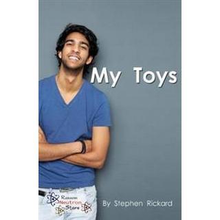My Toys ebook, Hæfte