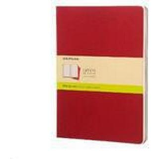 Cahier Xlarge Plain Red Cover, Paperback