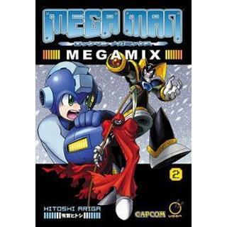 Mega Man Megamix, Paperback