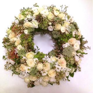 Blomster til begravelse & kondolence