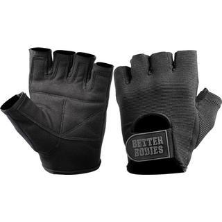 Better Bodies Basic Gym Gloves Men - Black