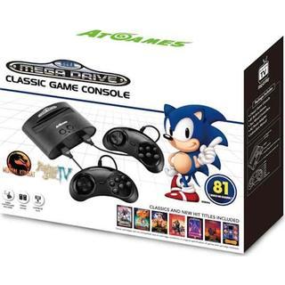 AtGames Sega Mega Drive Classic Game Console