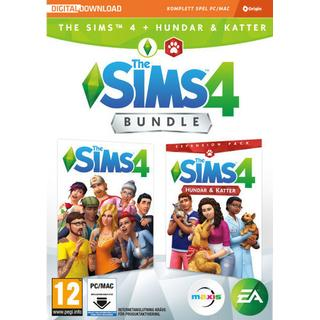 The Sims 4 Plus Cats & Dogs