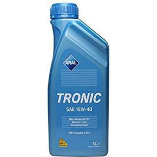 Aral Tronic 15W-40 1L Motorolie
