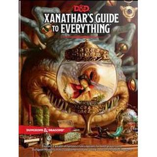 Xanathar's Guide to Everything (Inbunden, 2017)