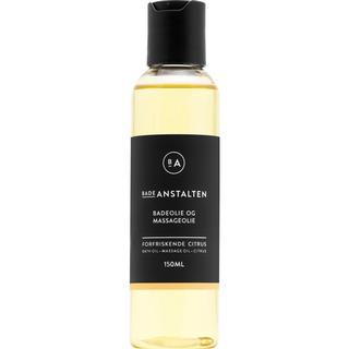 Badeanstalten Citrus Bade- og Massage olie 150ml