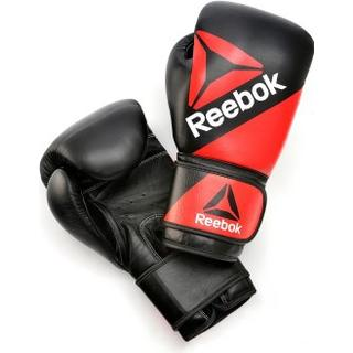 Reebok Combat Leather Training Glove 14oz