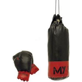 My Hood Punching Bag With Gloves 1kg